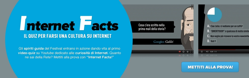 Internet Facts: il quiz per farsi una cultura su Internet